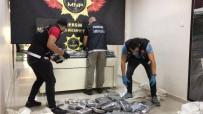 Mersin Polisi Uyuşturucuyla Mücadelede Türkiye Birincisi Oldu