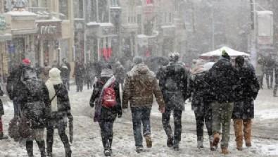 Meteoroloji'den kritik kar uyarısı!