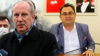Muharrem İnce'nin ilk belediye başkanı Antalya'dan: CHP'li Serkan Küçükkuru partisinden istifa etti