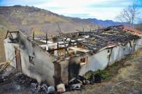Ordu'da Yangın Açıklaması 400 Tavuk Telef Oldu