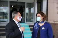 Sağlık Bakanlığı İle DSÖ Arasında 'Covid-19 İle Mücadelede Ulusal Kapasitenin Güçlendirilmesi Projesi'