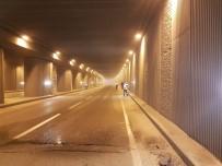 Seka Tünelinde Bakım Ve Temizlik Yapıldı