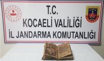 Torpidoya Gizlenen Tarihi İncil'i Jandarma Buldu