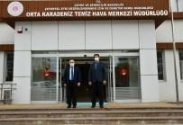 Vali Dağlı Açıklaması 'Samsun'da Hava Kalitesi Ölçüm Sonuçları Uluslararası Sınırların Çok Altında'