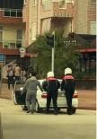 Yolda Kalan  Sürücüye Polis Desteği