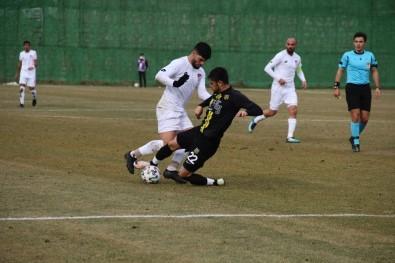 2. Lig Açıklaması Elazığspor Açıklaması 3 - Bayburt Özel İdarespor Açıklaması 2