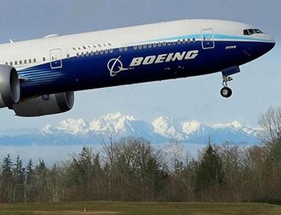 ABD'li uçak üreticisi Boeing'ten 2020'de rekor zarar!