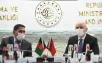 'Afganistan İle Yeni İşbirliği İmkanlarının Oluşturulmasında  Her Türlü Çalışmaya Katılmaya İstekliyiz'