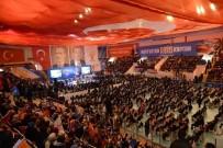 AK Parti Erzurum İl Kongresi Yapıldı