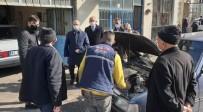 AK Parti Konya Teşkilatları Yine Sahada