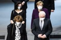 Almanya'da Federal Meclis'te Holokost Kurbanları İçin Özel Oturum