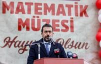 Ankara'nın İlk Matematik Müzesi Açıldı