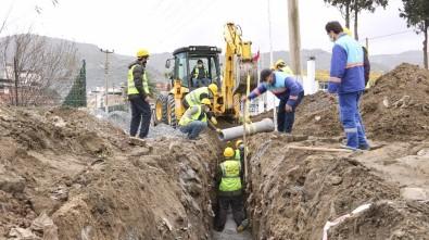 Aydın Büyükşehir, Koçarlı'da Çalışmalarını Sürdürüyor