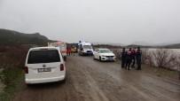 Ayvacık Barajı'na Araç Düştü İddiası Ekipleri Harekete Geçirdi