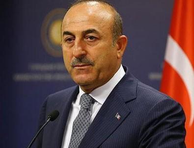 Bakan Çavuşoğlu istikşafi görüşme açıklaması!