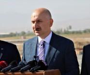 Bakan Karaismailoğlu Açıklaması 'Ankara-Sivas YHT Hattında Performans Testlerine Başladık'