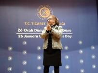 Bakan Pekcan Açıklaması 'Uluslararası Standartlar Kadar Kendimizle Yarışmalıyız'