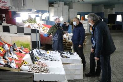 Balıkçılara Mor Ve Mavi Işık Denetimi