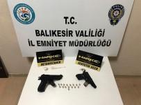 Balıkesir'de 16 Aranan Şahıs Yakalandı