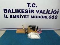 Balıkesir'de Uyuşturucu Operasyonu Açıklaması 12 Şüpheli Yakalandı