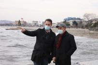 Başkan Akgün Açıklaması 'Büyükçekmece Koyu İstanbul'un İnci Kolyesi Olacak'