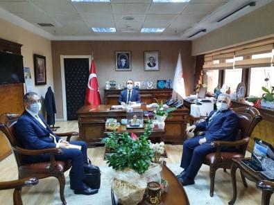 Başkan Büyükkılıç Ankara'ya Çıkarma Yaptı
