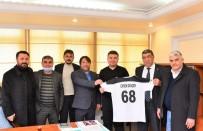 Başkan Dinçer'den Amatör Spor Kulüplerine Tam Destek