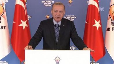 Başkan Erdoğan'dan Erzincan ve Erzurum il kongrelerinde önemli açıklamalar