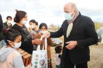 Başkan Ertürk'ten Mevsimlik İşçilere Yardım Eli