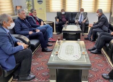 Başkan Kılınç, Kooperatif Başkanlarıyla Bir Araya Geldi