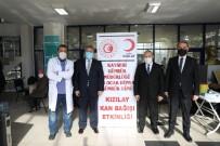Başkan Palancıoğlu Kayseri Gümrük Müdürlüğü'nü Ziyaret Etti