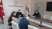 Bilecik AFAD Personeli İRAP Toplantısına Katıldı