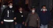Bir Gecede Üç Motosiklet Çalan Hırsızlar Yakalandı