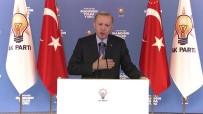 Cumhurbaşkanı Erdoğan Açıklaması 'Bunun Adı Beşinci Kol Faaliyetidir'