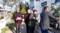 Didim'de Zeytin Üreticilerine Anlaşmalı Fidan Desteği Sürdürüldü