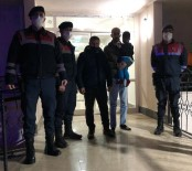 Gece Evden Çıkan 3 Yaşındaki Çocuk, Jandarmanın Dikkati Sayesinde Bulundu