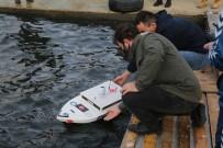 İnsansız Su Üstü Kurtarma Aracının Test Sürüşleri Başladı