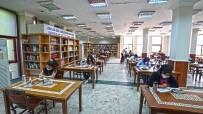 Kahramanmaraş'ta 25 Kütüphane Yarıyıl Tatilinde Açık