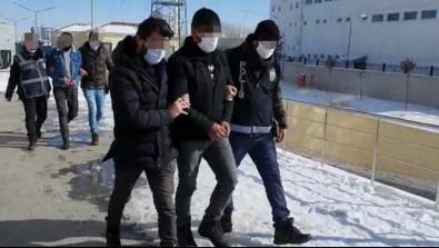 Kars'ta 50 Bin Liralık Hırsızlık
