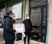Kartal Belediyesi'nden Kahvehane Esnafına Erzak Desteği