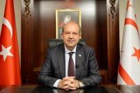 KKTC Cumhurbaşkanı Tatar'dan Kıbrıs'ta Kalıcı Çözüm İçin 'İki Devlet'' Vurgusu