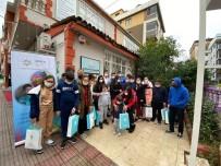 Maltepe'de Yarıyıl Tatilinde Çocuklara Hediye Sürprizi