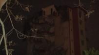 Maltepe'de Yıkımı Devam Eden Bina Göçtü Açıklaması Mahalleli Sokağa Döküldü