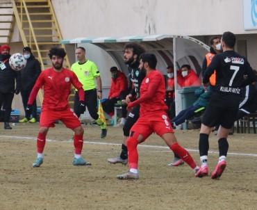 Misli.Com 2. Lig Açıklaması Sivas Belediyespor Açıklaması 1 - Kırklarelispor Açıklaması 1