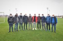 Nazilli Belediyespor'a İkinci Yarı Öncesi Baklava Dopingi