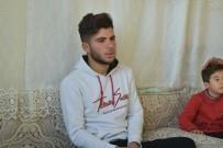 (Özel) Suriyeli Genç Ameliyat Olmazsa Gözlerini Kaybedecek