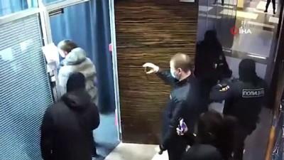 Rus Polisi, Tutuklu Muhalif Navalnıy'nın Evlerine Ve Kurduğu Vakfa Baskın Yaptı