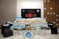 Samsun'da Kaçakçılık Operasyonu Açıklaması 7 Gözaltı