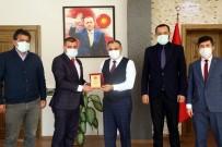 Şehit-Gazi Birlik Sen Yönetiminden Başkan Cabbar'a Ziyaret