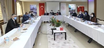 SERKA Yönetim Kurulu Toplantısı Ağrı'da Yapıldı